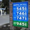 Bensinpriset i USA