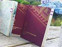 Regler för inresa till USA, pass och visum